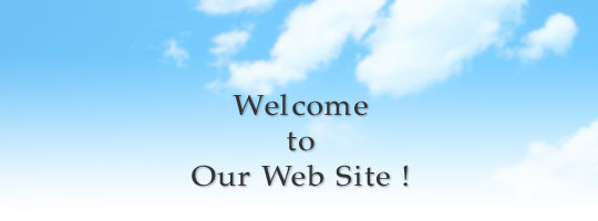 welcome to Our Web Site!